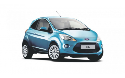 Las Maravillas Autovermietung - Ford ka or similar